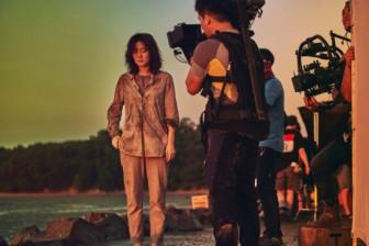 Tạo hình của Lee Young Ae trong bộ phim tái xuất sau 14 năm