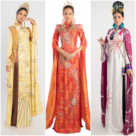 12 mỹ nhân Việt với những mẫu áo dài theo nét riêng 12 tháng của năm