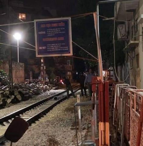 Tai nạn gần khu phố 'cafe đường tàu' khiến người ông tử vong