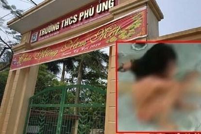 Cac nu sinh Hung Yen danh ban phai boi thuong 500 trieu dong?
