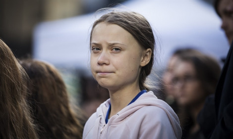 'Cô bé khí hậu' từ chối giải thưởng về môi trường