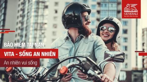 Generali Việt Nam ra mắt sản phẩm bảo hiểm tai nạn trực tuyến 'VITA - Sống An Nhiên'