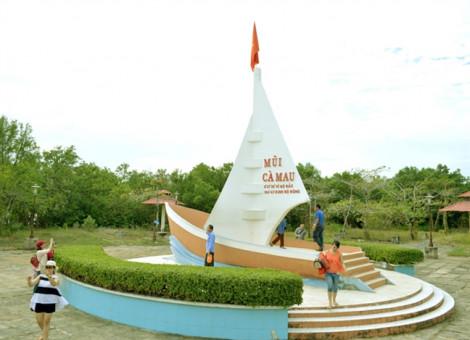 Vận động đóng góp ghế đá cho khu du lịch Mũi Cà Mau
