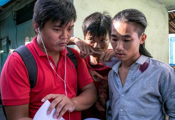 Dao dien Tran Thanh Huy: 'Phim Rom se ra rap'
