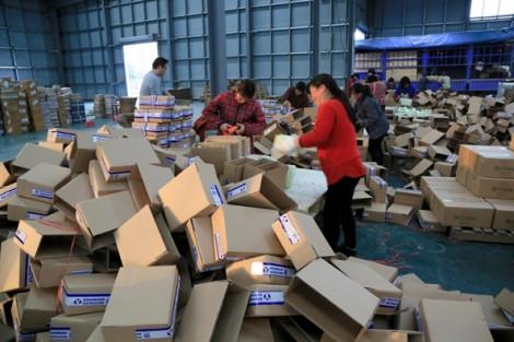 Người mua hàng Trung Quốc 'lạnh nhạt' với hàng Mỹ trong ngày lễ Độc thân