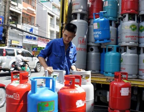 Giá gas bán lẻ tiếp tục tăng từ đầu tháng 11