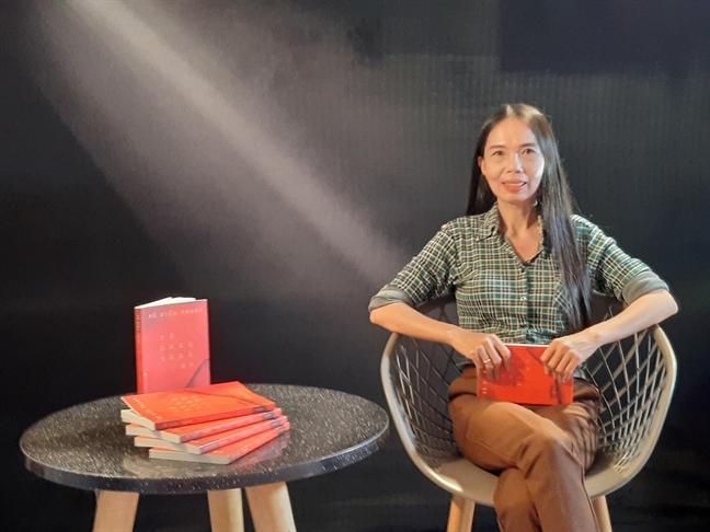Nha van Vo Dieu Thanh: Viet mai, van chua het ve Ba Chuc