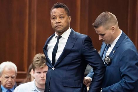 Diễn viên Cuba Gooding Jr. chối bỏ các cáo buộc lạm dụng tình dục