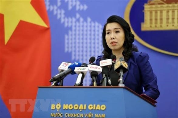 Nguoi phat ngon Bo Ngoai giao Viet Nam: 'Buon nguoi la toi ac nghiem trong can duoc trung tri dich dang'