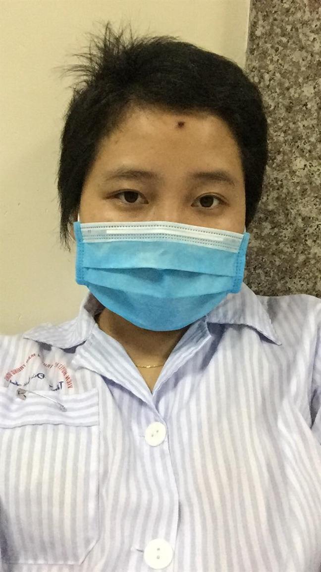 Co gai ung thu gap hanh phuc bat ngo