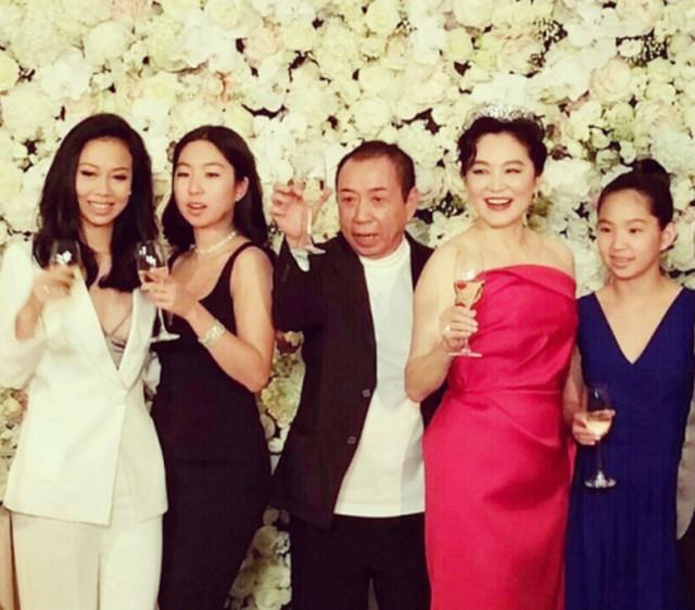Lam Thanh Ha khong don sinh nhat cung chong, ro nghi van truc trac