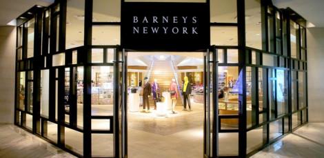 Sau Forever 21 đến lượt Barneys New York phá sản