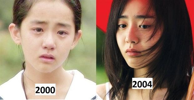 That kho tin sao nhi 'Trái tim mùa thu' Moon Geun Young da o tuoi 32