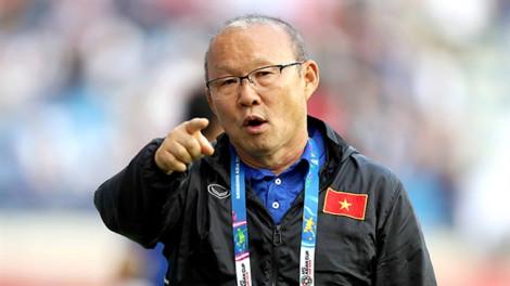 HLV Park Hang Seo chính thức gia hạn hợp đồng