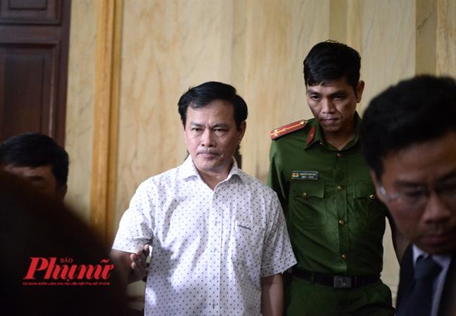 Y an voi Nguyen Huu Linh, yeu cau phai ra ve bang cua truoc