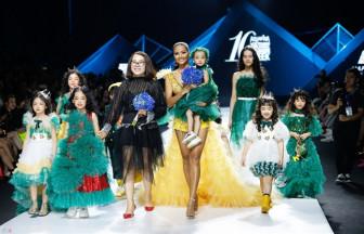 Vietnam International Fashion Week 2019:  Những câu chuyện còn đọng lại