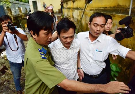 Xử phúc thẩm Nguyễn Hữu Linh: Vẫn kín
