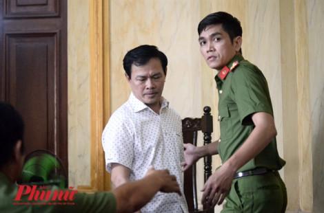 Y án với Nguyễn Hữu Linh, yêu cầu phải ra về bằng cửa trước