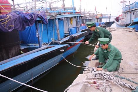 Thừa Thiên Huế cấm biển phòng tránh bão số 6