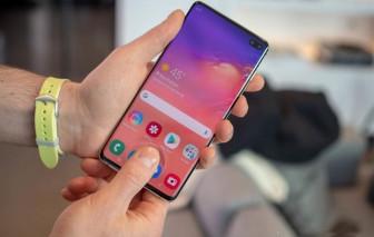 Người dùng điện thoại Samsung được khuyến cáo tắt ngay giao dịch ngân hàng bằng vân tay