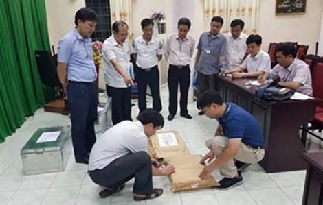 83 cán bộ liên quan vụ sửa điểm thi ở Sơn La bị kỷ luật