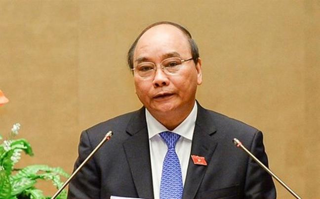 Thu tuong Nguyen Xuan Phuc: 'Khong de tai dien tham kich o Anh'