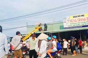 Một sĩ quan quân đội bị điện giật chết tại Phú Quốc