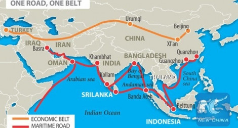Tại sao Trung Quốc theo đuổi tham vọng 'Vành đai và Con đường'?