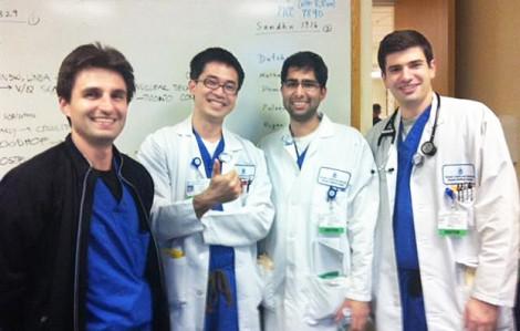 Từ kiến trúc sư trở thành bác sĩ tại Mỹ