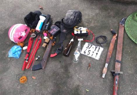 Bắt nhóm nghiện ma túy gây ra 70 vụ trộm chó