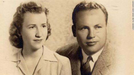 Đôi vợ chồng người Mỹ trở thành cặp đôi già nhất thế giới