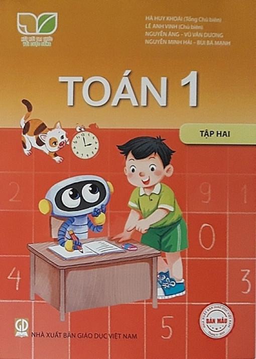 Thỏ và Rùa và các nhân vật 'dẫn dắt' sách giáo khoa Toán tiểu học mới