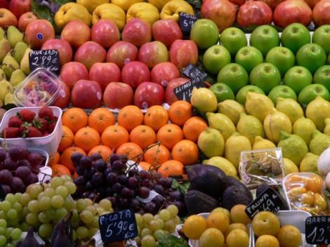 Cả nước chi 1,5 tỷ USD nhập khẩu rau quả trong 10 tháng
