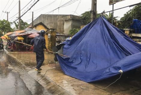 Dự báo 5g sáng mai, bão số 6 đến đất liền các tỉnh Bình Định, Phú Yên, Khánh Hòa