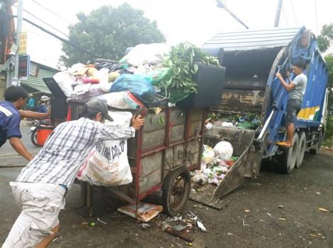 TP.HCM sẽ nắn lại 'đường đi' của rác