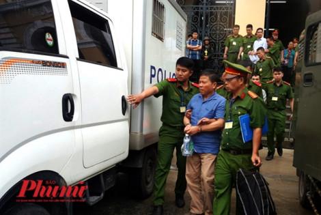 Làm tay sai đắc lực cho Việt Tân, tài xế Grab Bike lãnh 11 năm tù giam