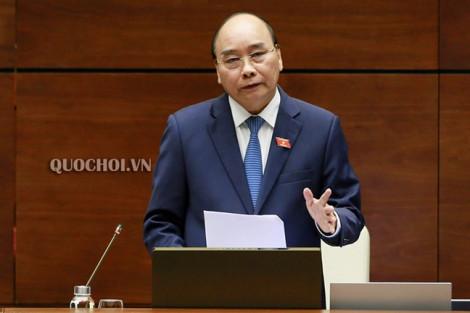 Thủ tướng Nguyễn Xuân Phúc: 'Muốn kêu gọi đối tác công - tư, chúng ta phải có Luật PPP để bảo vệ họ'