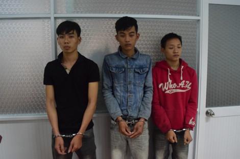 Bắt nhóm 19, 20 tuổi trộm cắp tài sản của người nước ngoài