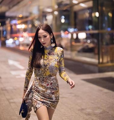 Sác vóc nuọt nà của 'tuòng thành nhan sác' Thái Lan o tuoi 41