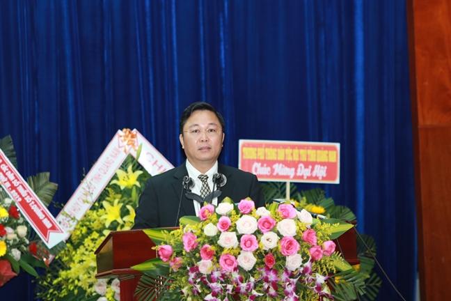 Ong Le Tri Thanh giũ vụ Phó bí thu Tỉnh ủy Quảng Nam