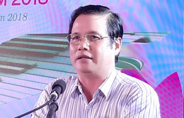 Khoi to Pho giam doc So Van hoa, The thao va Du lich Dong Thap