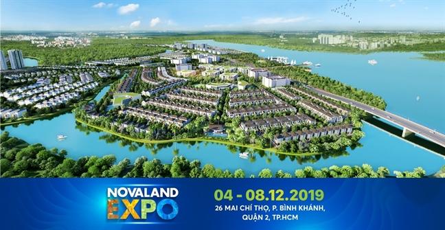 Novaland Expo - nang tam uy tin voi su tham gia cua hon 40 doi tac chien luoc
