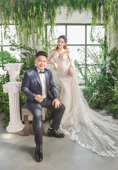 Bảo Thy lộng lẫy như công chúa trong ảnh cưới