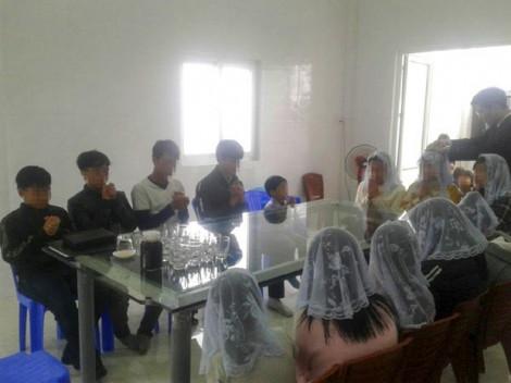 Xóa bỏ nhiều tụ điểm 'Hội Thánh Đức Chúa Trời Mẹ' tại Huế