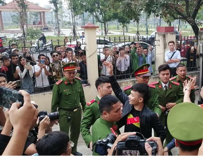 Kha 'banh' bi de nghi muc an 10 nam 6 thang tu giam
