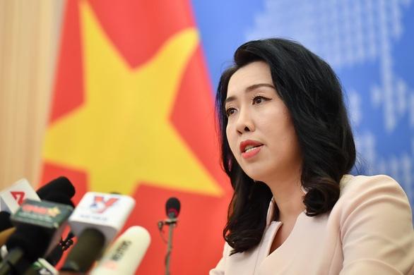Viet Nam bac bo phat ngon sai trai cua Trung Quoc ve Truong Sa va Hoang Sa