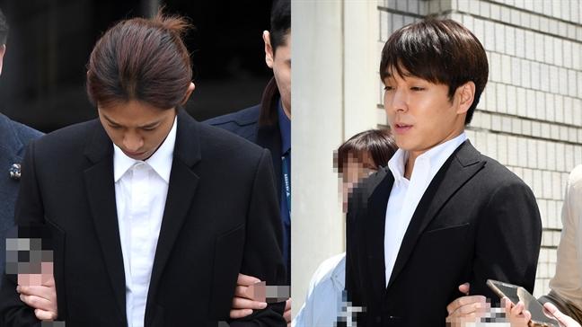Cong to vien de nghi 7 nam tu cho Jung Joon Young va 5 nam tu cho Choi Jong Hoon