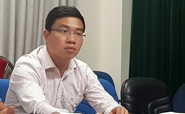 Khoi to nguyen giam doc Ban quan ly du an duong cao toc Da Nang - Quang Ngai