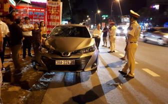 Gây tai nạn chết người, Chủ nhiệm Ủy ban kiểm tra ở Hà Tĩnh bị khởi tố