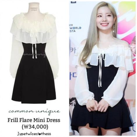 Bóc giá những mẫu váy áo bình dân của sao Hàn